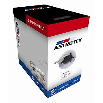 Astrotek CAT6 UTP Câble 305m Roll Wire Ethernet LAN Network