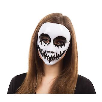 Lasit runko valkoinen Venom-Mask