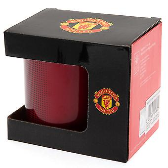 Manchester United FC suuri Crest muki