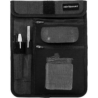 Keysmart Urban 21 Pocket Organizer - Black