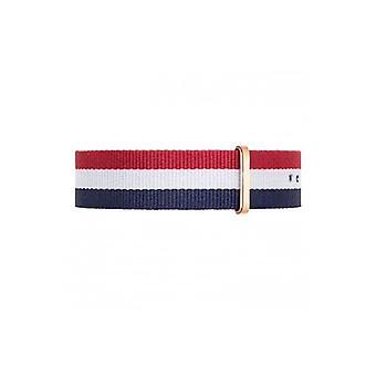 France NATO ties NATO strap fabric band 20mm suit daniel wellington