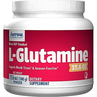Jarrow Formulas L-Glutamine Powder 500 g