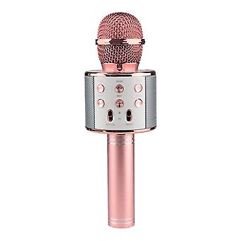 KTV-Wireless Karaoke microphone-Rosé