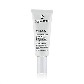 DELAROM Corrective And Repairing Cream - For All Skin Types to Sensitive Skin 40ml/1.33oz