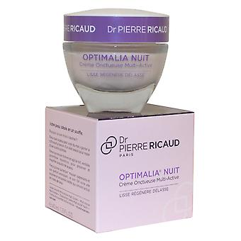 Dr. Pierre Ricaud Paris Pierre Ricaud Night Creme samt glatt Multi Active 40ml Optimalia Nuit