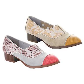 Ruby shoo kvinder ' s Brooke Low Heel loafers