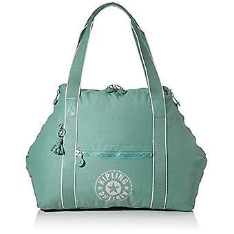Kipling ART M حقيبة الشاطئ 58 سم 26 لتر الأخضر (النعناع المجمدة)