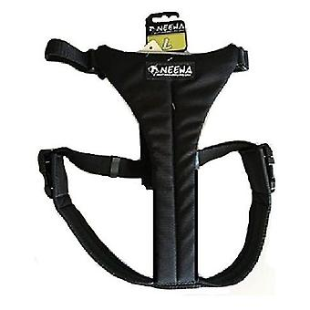 Neewa Harness Running Black (Dogs , Collars, Leads and Harnesses , Harnesses)