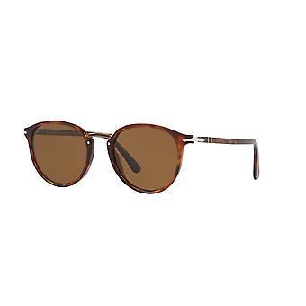 Persol PO3210S 24/57 Havana/Brown Polarised Sunglasses