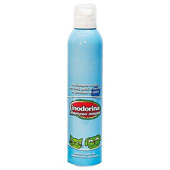 Inodorina Shampoo Mousse Talc 300 ml. (Dogs , Grooming & Wellbeing , Shampoos)