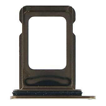 gull SIM-kortskuff med tetning for iPhone 11 Pro Max