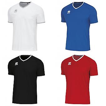 Errea Unisex Lennox Short Sleeve T Shirt