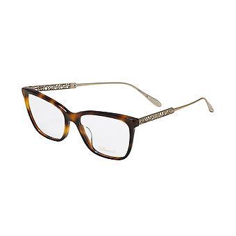 Chopard VCH254 0752 Shiny Dark Havana Glasses