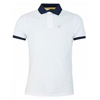 Barbour Linton Contrast Collar Polo Shirt