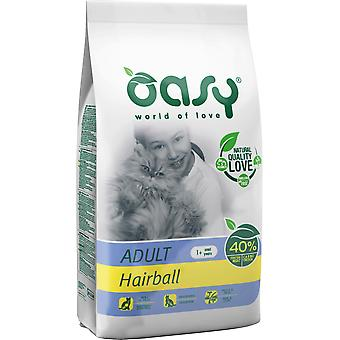 Oasy Adult Anti-Hairball (Cats , Cat Food , Dry Food)