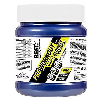 Best Protein Pre Workout 400 gr