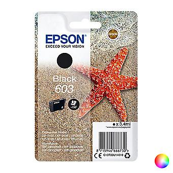 Epson 603/Preto do cartucho de tinta original