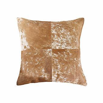 """18"""" x 18"""" x 5"""" Salt And Pepper Quattro - Pillow"""