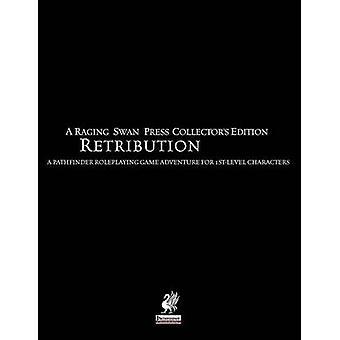 Raging Swans Retribution Collectors Edition by Broadhurst & Creighton
