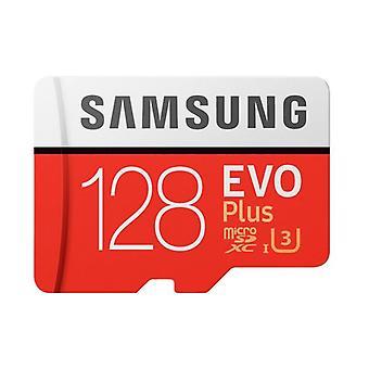 Micro SD Card Samsung EVO Plus MB-MC128G 128 GB Red White