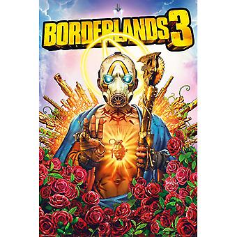 Borderlands 3 Cover Maxi Juliste