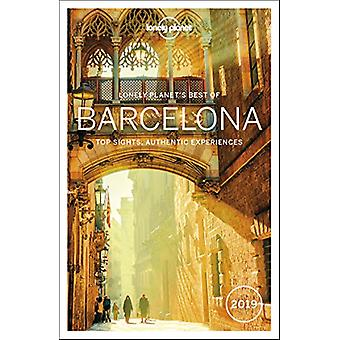 Lonely Planet Best of Barcelona 2019 by Lonely Planet - 9781786571601