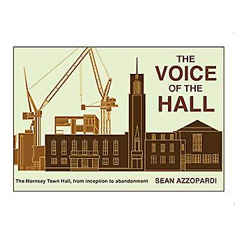 The Voice Of The Hall by Sean Azzopardi - 9781908030290 Book