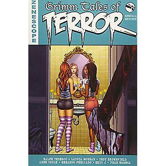 Grimm Tales of Terror by Ralph Tedesco - 9781942275619 Book