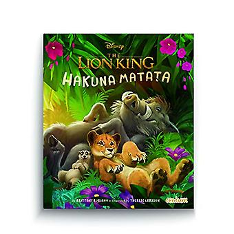 The Lion King - Illustrated Picture Book - 9781913072391 Book