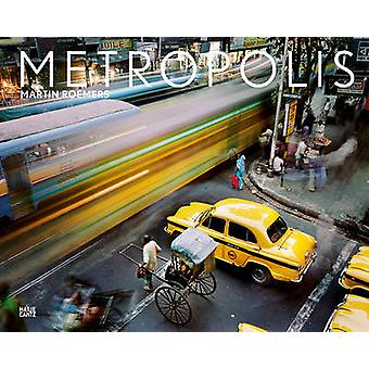 Martin Roemers - Metropolis by Nadine Barth - 9783775740067 Book