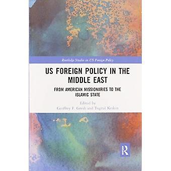 USA's udenrigspolitik i Mellemøsten af Geoffrey F Gresh