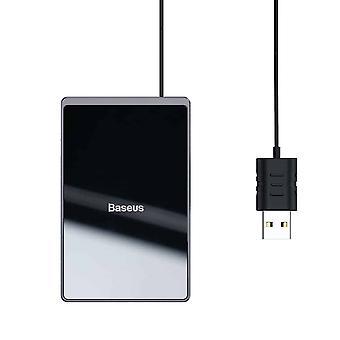 Baseus Ultradun Wireless Charger Qi Inductive Pad 15W inclusief USB Kabel 1M