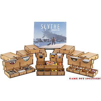e-Raptor Box Einfügen Scythe Legendary Box