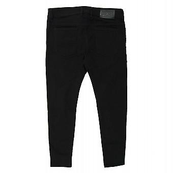 Diesel Sleenker Slim Fit Black Jeans