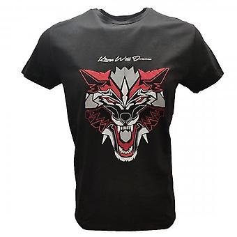Kings Will Dream Wolf Black T-Shirt
