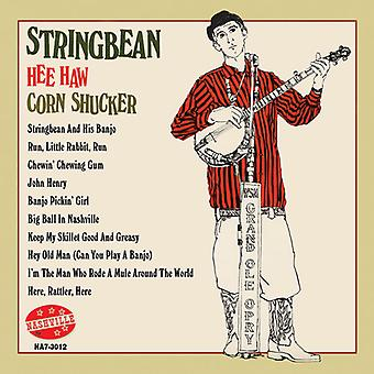 Stringbean - Hee Haw Corn Shucker [CD] USA import