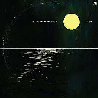 Keeno - All the Shimmering Things [CD] USA import