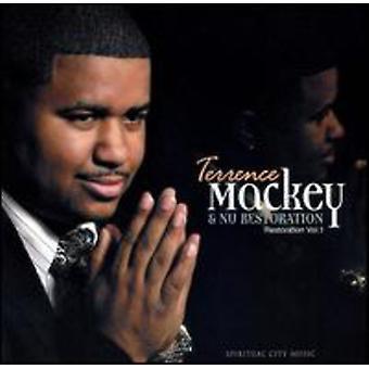 Terrence Mackey & Nu Restoration - Terrence Mackey & Nu Restoration [CD] USA import
