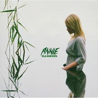 Annie - DJ-Kicks [CD] USA import