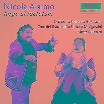 Rossini / Alaimo / Sardaryan - Largo Al Factotum [CD] USA import