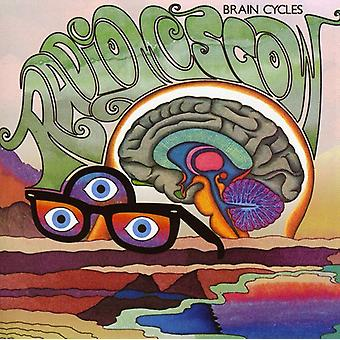 Radio Moskou - hersenen cycli [CD] USA import