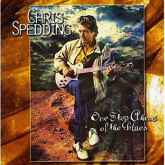 Chris Spedding - One Stop Ahead of the Blues [CD] USA import