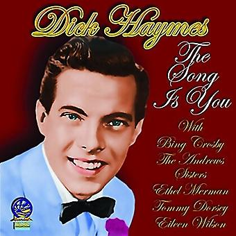 Dick Haymes - Song Is You [CD] USA import