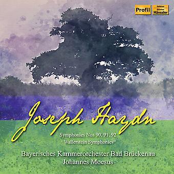 Wallerstein Symphonies [CD] USA import