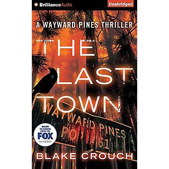 The Last Town [CD] USA import