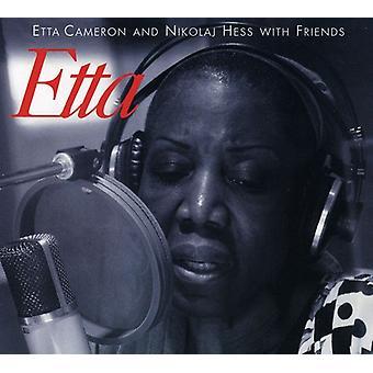 Etta Cameron - Etta [CD] USA import