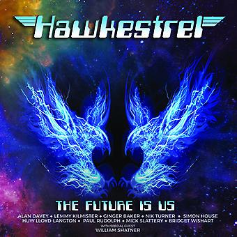 The Future Is Us [CD] USA import