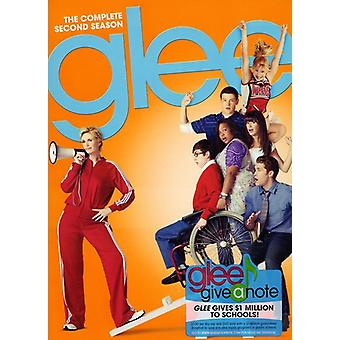 Glee: The Complete Second Season [DVD] USA import