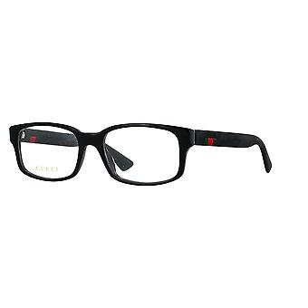 Gucci GG0012O 001 Black Glasses