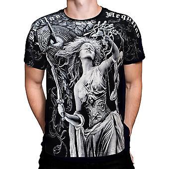 Aquila - Buck das System - Herren T-shirt
